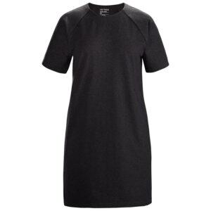 Arcteryx Womens Momenta Dress, L, BLACK HEATHER