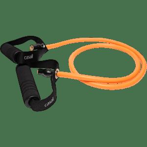 Casall - Exetube Træningselastik Hard - Orange - Dame