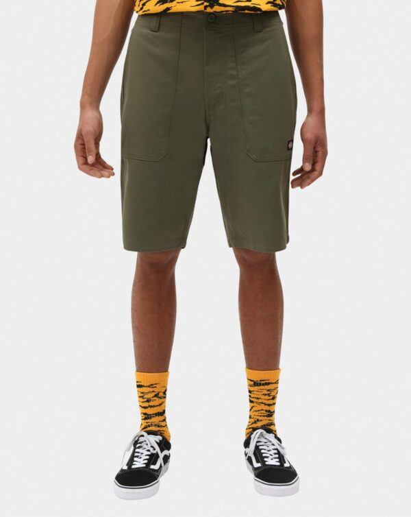 Dickies Funkley Shorts (Oliven, W28)