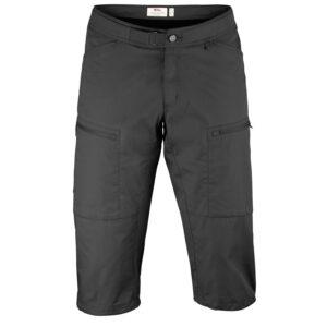 Fjällräven Mens Abisko Shade Shorts, 46, DARK GREY/030