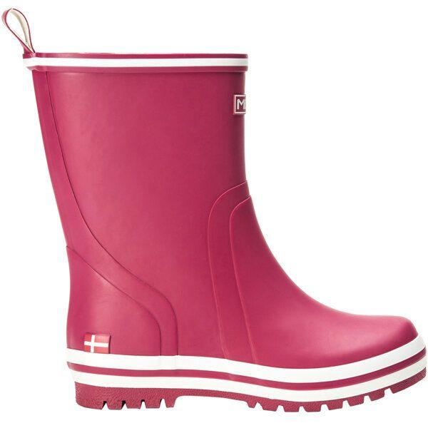 MOLS Rydalmere Gummistøvler Børn, pink