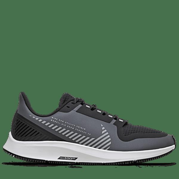 Nike - Air Zoom Pegasus 36 Shield - Grå - Dame