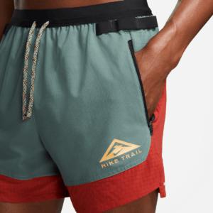 Nike - Dri-FIT Flex Stride Trail Shorts - Rød - Herre