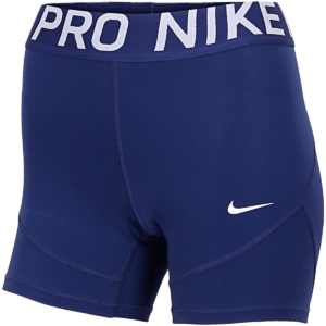 """Nike - Pro 5"""" Shorts - Blå - Dame"""