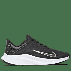 Nike - Quest 3 Premium - Sort - Dame