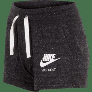 Nike Sportswear - Gym Vintage Shorts - Sort - Dame