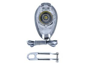 OXC Ultra Torch - Cykellygte front - 5 LED - Dynamo model