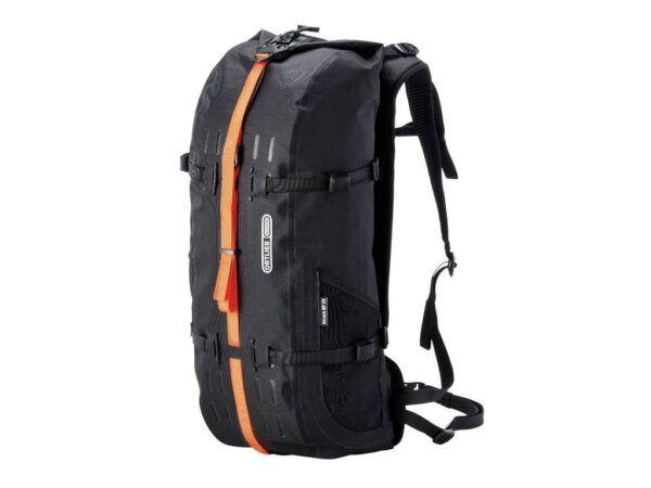 Ortlieb Atrack BP - Vandtæt rygsæk - Sort/Orange - 25 liter