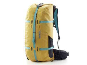 Ortlieb Atrack - Vandtæt rygsæk - Sennep - 35 liter