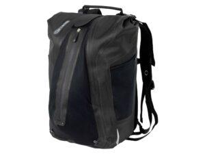 Ortlieb Vario Q.L3.1 - Cykeltaske og rygsæk i én - 20 liter - Sort