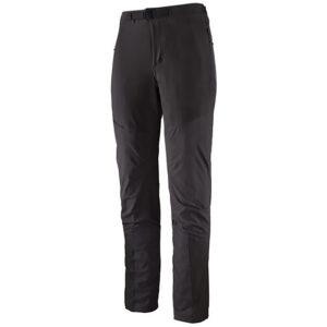 Patagonia Womens Altvia Alpine Pants, 6, BLACK