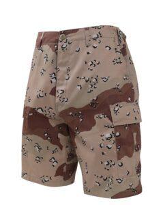 """Rothco BDU Shorts (Desert Camo, X-Small / 23""""-27"""")"""