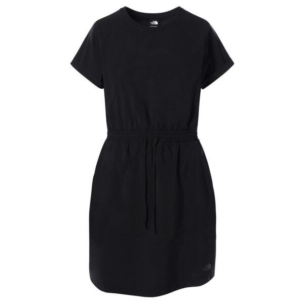 TNF Womens Never Stop Wearing Dress, XL, TNF BLACK
