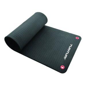 Tunturi Fitnessmåtte pro, 140 cm