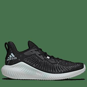 adidas - Alphabounce+ Run Parley - Sort - Dame