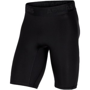 adidas - Alphaskin Sport Short Tights - Herre - Sort - Herre
