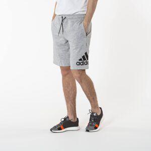 adidas - Must Haves Badge Of Sport Shorts - Grå - Herre
