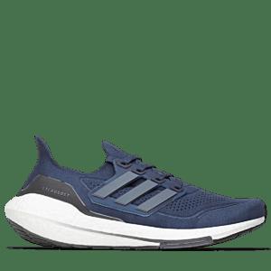 adidas - Ultra Boost 21 - Blå - Herre