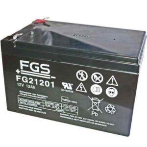 36V Batteri til El-løbehjul og El-ATV: 3stk 12V/12Ah
