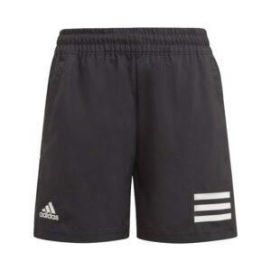 Adidas Boys Club 3-Stripes Shorts Sort