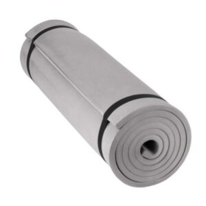 Basic Træningsmåtte Grå 1,2 cm