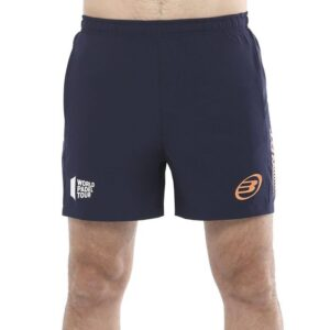 Bullpadel Vetas Shorts 400/529 Oceano Profound/Naranja Fluor
