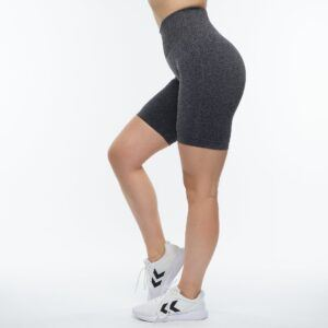FAMME - FIT SHORTS GREY