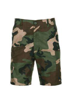 Fostex BDU Shorts (Woodland, XL)