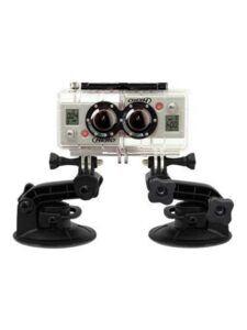 GoPro 3D HERO System - marine case for camera