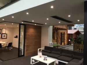 HEATSTRIP® design 1500 indbygningskasse