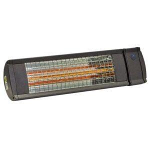 Heat1 terrassevarmer - Vægmodel 212-311 - Antracitgrå