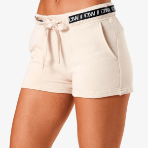 ICANIWILL Chill Out Shorts Sand Wmn