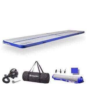 Inflatable Exercise Mat inSPORTline Airstunt 500 x 100 x 10 cm