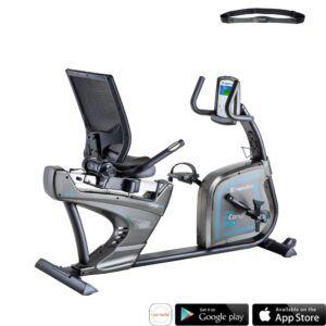 Liggecykel - inSPORTline - inCondi R600i