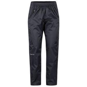 Marmot Womens Precip Eco Full Zip Pant, L, BLACK