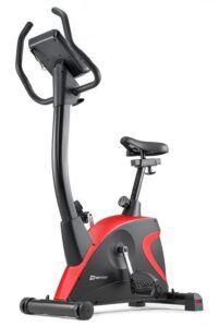 Motionscykel - HS-005H - Hop Sport - Sort/Rød