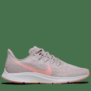 Nike - Air Zoom Pegasus 36 - Grå - Dame
