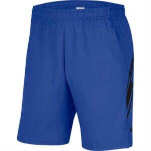 Nike Court Dry 9in Shorts Blå