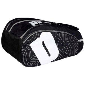 Prince Premium Padel Bag Sort/Sølv