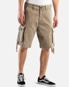 Reell New Cargo Shorts (Beige, W33)