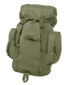 Rothco Tactical Backpack - 25 Liter (Oliven, One Size)