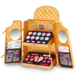 Shimmer 'n Sparkle makeup-sæt - Instaglam Cosmetic Backpack