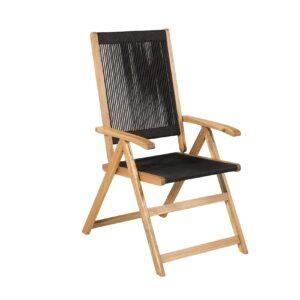 Venture Design Little John foldestol acacia
