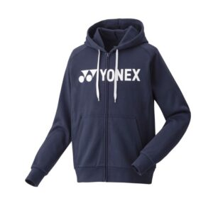 Yonex Full Zip Hoodie YM0018EX Navy