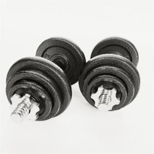 ASG Håndvægtsæt 20 KG (2 x 10 KG.)
