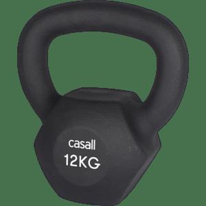 Casall - Classic Kettlebell 12kg - Sort