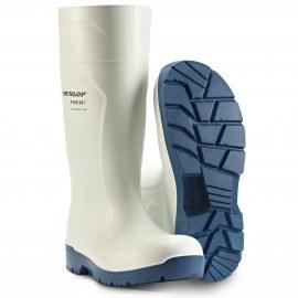 Dunlop Purofort Multigrip S4 Gummistøvle - Hvid