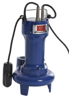 Dykpumpe ECM 100 VS KGK