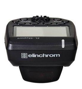EL-Skyport Plus HS datasender til kamera 200 m Sort