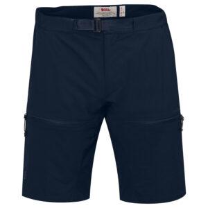 Fjällräven Mens High Coast Hike Shorts, 46, NAVY/560